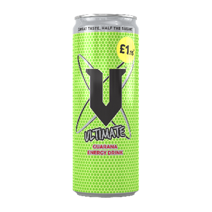 Picture of PM £1.15 V ENERGY 250ML X 24