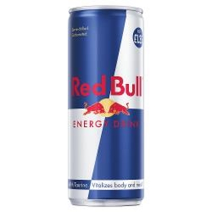 Picture of PM £1.35 RED BULL *250ML* CANS x 24