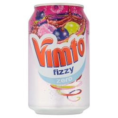 Picture of VIMTO *NO ADDED SUGAR* CANS 330ML X 24