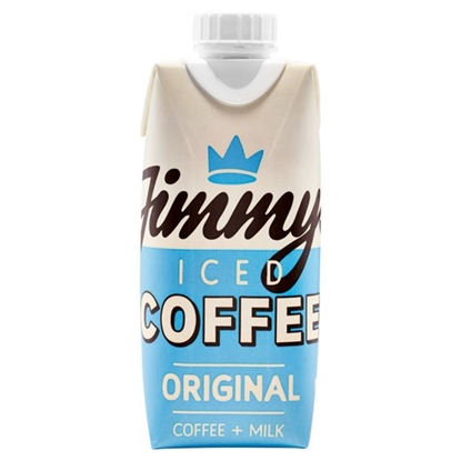 Picture of JIMMYS ICED COFFEE ORIGNAL 330ML X 12