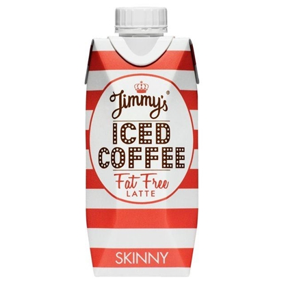 Picture of JIMMYS ICED COFFEE SKINNY 330ML X 12