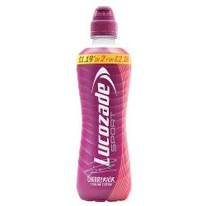 Picture of PM £1.19/ 2 FOR £2.20 LUC SPORT CHERRY 500ML X 12