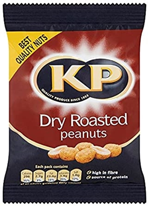 Picture of KP DRY ROASTED NUT CARD 50G X 24/18