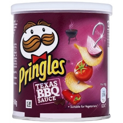 Picture of PRINGLES BBQ 40G X 12