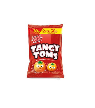 Picture of PM 30P/2 FOR 50P G/W TANGY TOMS X 36