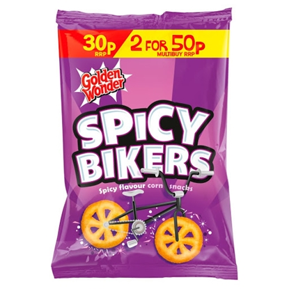 Picture of PM 30P/2 FOR 50P G/W SPICY BIKERS X 36