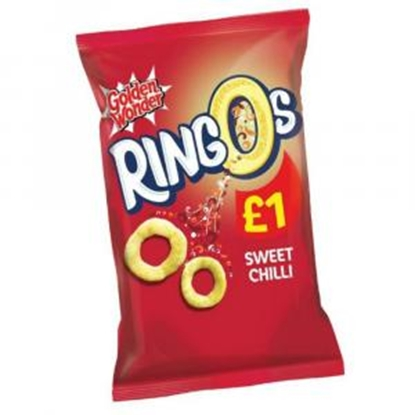 Picture of PM £1  RINGOS SWEET CHILLI 55G X 15
