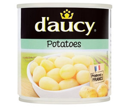 Picture of D'AUCY POTATOES 400G X 12
