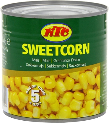 Picture of KTC SWEETCORN 340 X 12