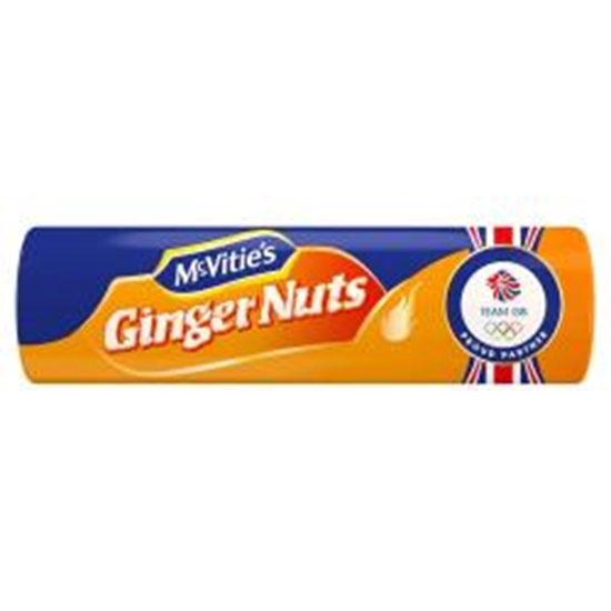 Picture of *NON PM * MCVITIES  GINGERNUTS 250G X 12