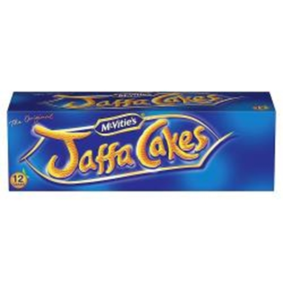 Picture of *NON PM* MCVITIES JAFFA CAKES BOX 150G X 12
