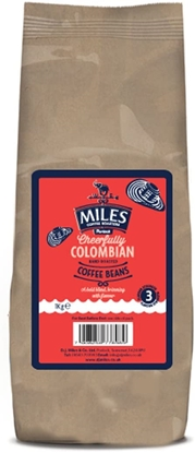 Picture of MILES COLUMBIAN COFFEE BEANS 1KG