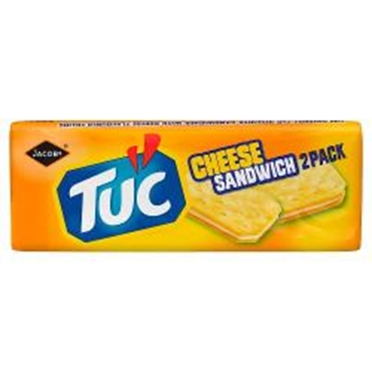 Picture of TUC CHEESE SANDWICH *2 PACK* 27G X 48