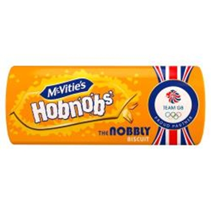 Picture of *NON PM* MCVITIES  CHOCOLATE HOBNOBS 262G X 12