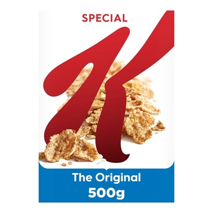 Picture of *NON PM * KELLOGGS SPECIAL K 500G X 4