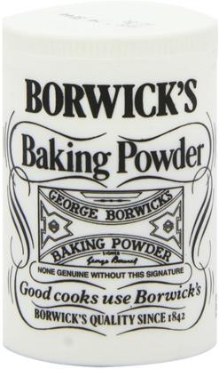 Picture of BORWICKS BAKING POWDER 102G X 12