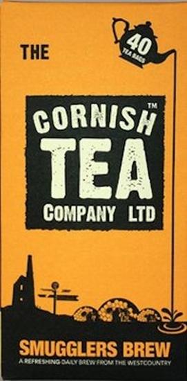 Picture of CORNISH TEA SMUGGLERS BREW 40s X 12