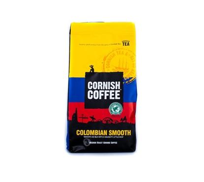 Picture of CORNISH *COLUMBIAN COFFEE* 227Gx6