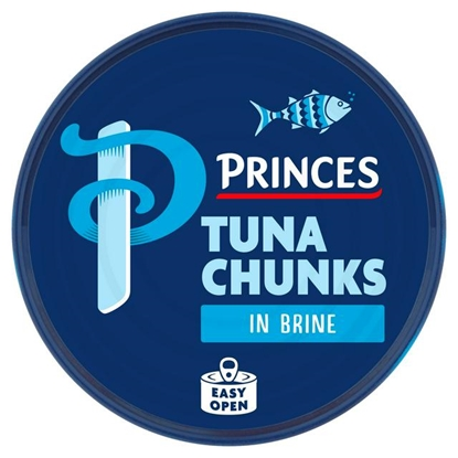 Picture of PRINCES TUNA CHNK BRINE 160Gx12