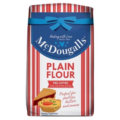 Picture of MCDOUGALLS PLAIN FLOUR 500Gx12