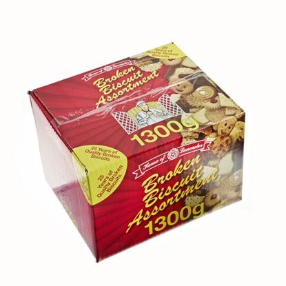 Picture of BROKEN BISCUITS 1.3KG X 8