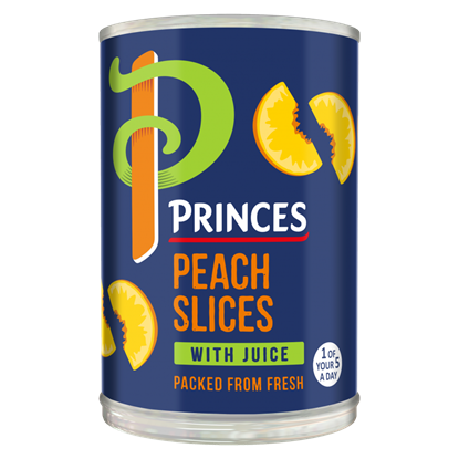 Picture of PRINCES PEACH SLICES 415G X 12