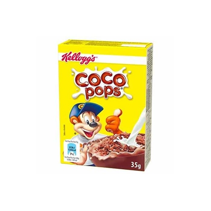 Picture of KELLOGGS COCO POPS (1 SERVE) 35G X 40