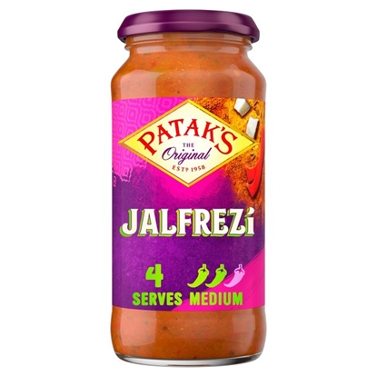 Picture of PATAKS JALFREZI 450G X 6
