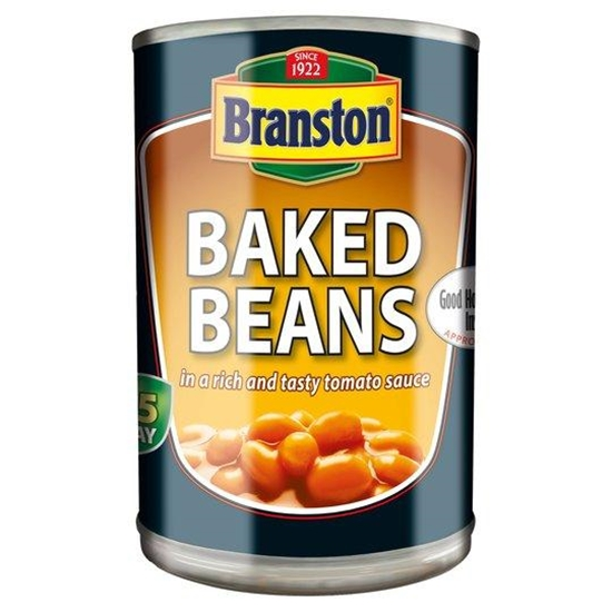 Picture of PM 75P BRANSTON BEANS 410G X 12