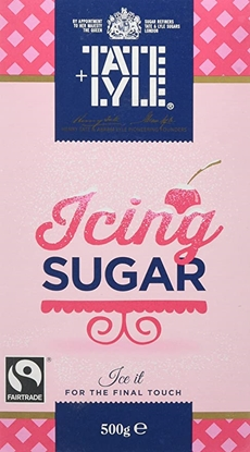 Picture of TATE & LYLE ICING SUGAR 500G X 10
