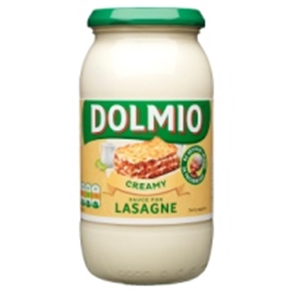 Picture of DOLMIO *WHITE* SAUCE 470G X 6
