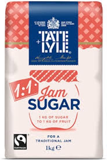 Picture of TATE & LYLE JAM SUGAR 1KG X 10