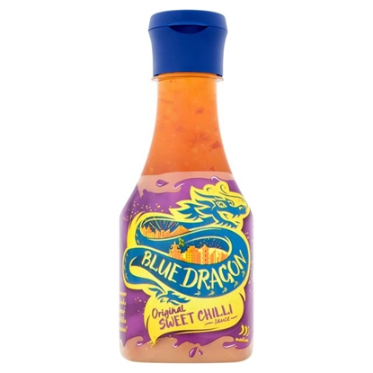 Picture of BLUE DRAGON SWEET CHILLI SAUCE 190G  x 6