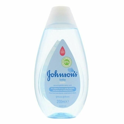 Picture of JOHNSONS BABY BATH 200ML X 6