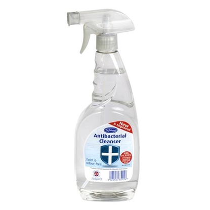 Picture of DR JOHNSON ANTIBACTERIAL CLEANSER 750ML X 6