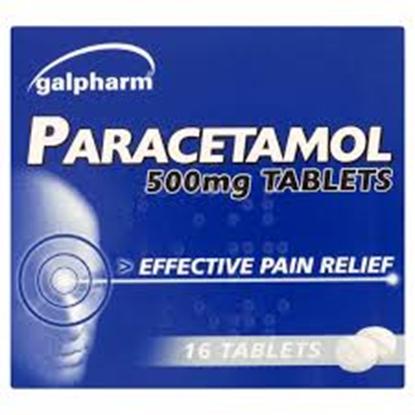 Picture of PARACETOMOL 16s X 10