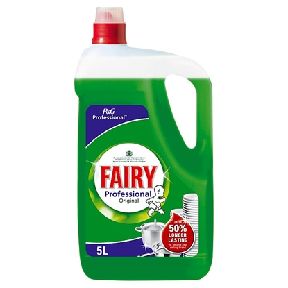 Picture of FAIRY PROFESSIONAL WUL ORIGINAL  *5LTR* X 2