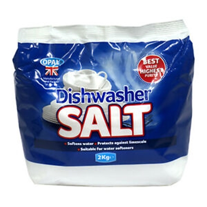 Picture of OPAL DISHWASHER *SALT* 2KG BAG X 6