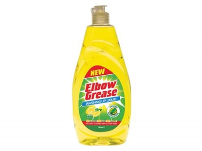 Picture of ELBOW GREASE APPLE WASH/UP LIQUID 740ML X 12