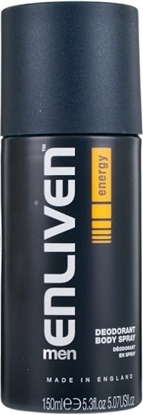 Picture of ENLIVEN  MENS DEOSPRAY ENERGY 150ML