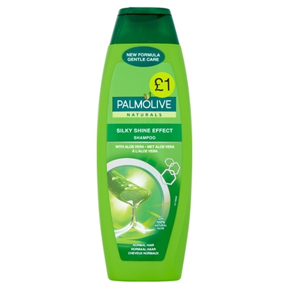 Picture of PM £1 PALMOLIVE SHAMPOO ALOE VERA 350ML X 6