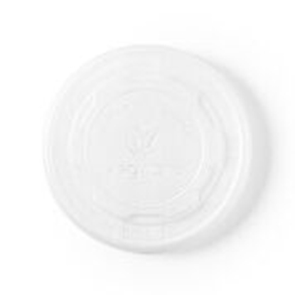 Picture of VEGWARE 115MM flat hot soup LIDS 12-32oz x 500
