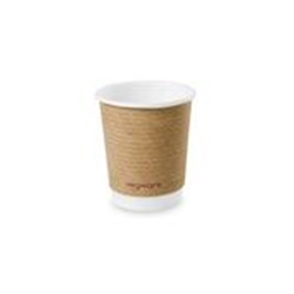 Picture of VEGWARE  BROWN KRAFT CUP 8oz X 500