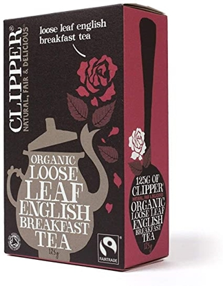 Picture of CLIPPER ENGLISH BREAKFAST 25 x 1