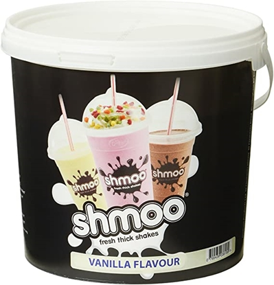 Picture of SHMOO VANILLA MIX 1.8KG X1 LARGE CUP