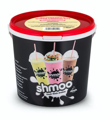 Picture of SHMOO WHITE CHOC & RASPBERRY 1.8KG