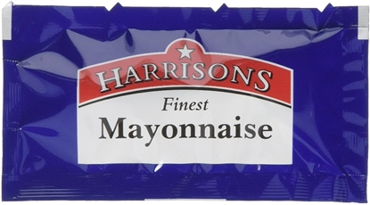 Picture of HARRISONS MAYONNAISE 10G SACHETS X 200