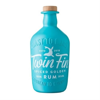 Picture of TARQUINS TWIN FIN RUM 70CL X 6