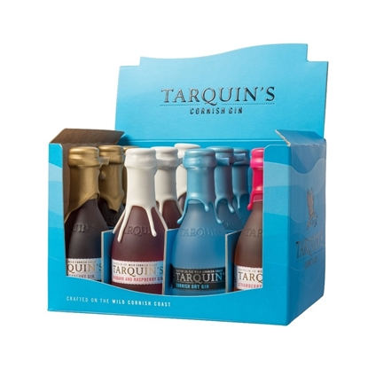 Picture of TARQUIN GIFT PACK MINIS 4 X 5CL X 12