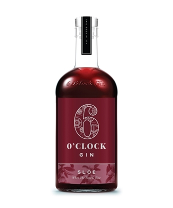 Picture of 6 O'CLOCK SLOE GIN 26% 70CL X 6